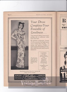WWII Garment Care