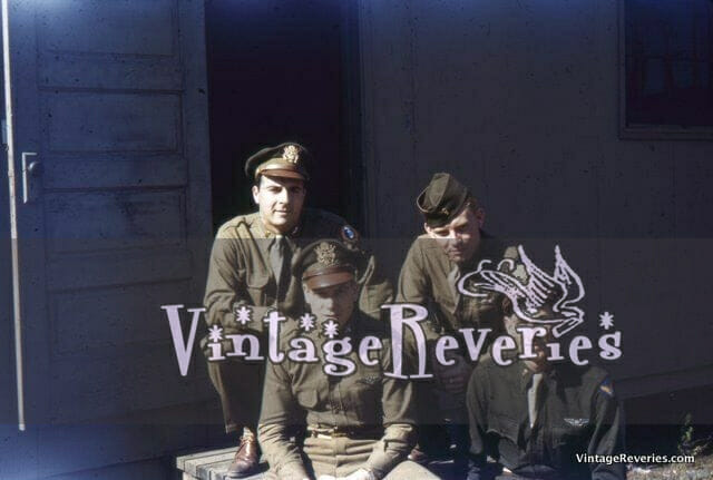 American Soldiers, pictures taken in 1944