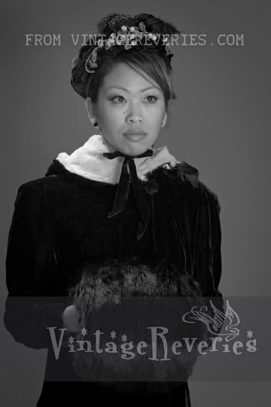 1800s outfit