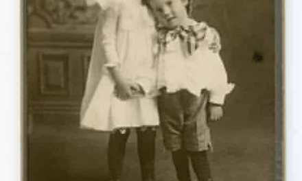 1890s Childrens Portraits