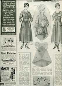 edwardian fashion advice