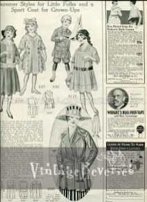 edwardian childrens fashions