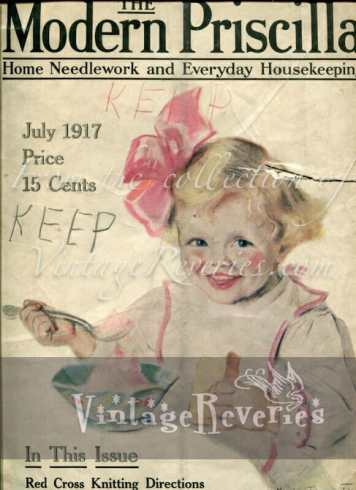 World War 1 Women's Magazine