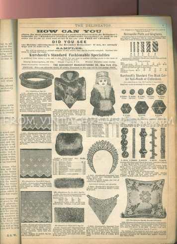 1890s advertisement scans
