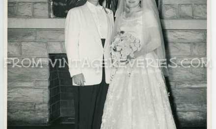 1950s Wedding Photos