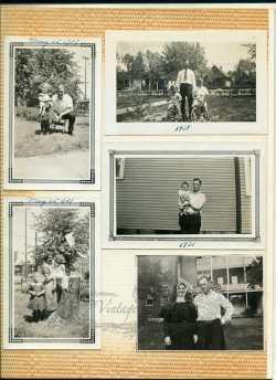 1938 family photos