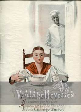 old fashioned cream of wheat ad