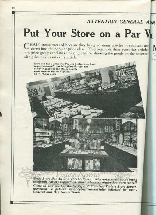 1924 variety department photos