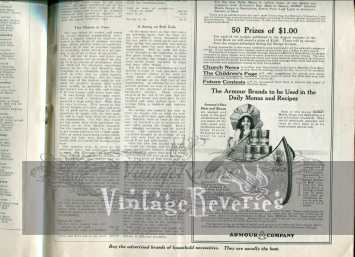 advertisement early 1900s