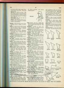 types of heels defined