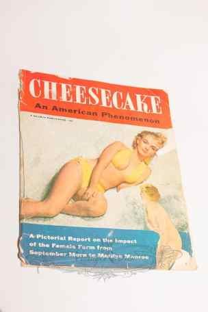 Cheesecake pinup magazine