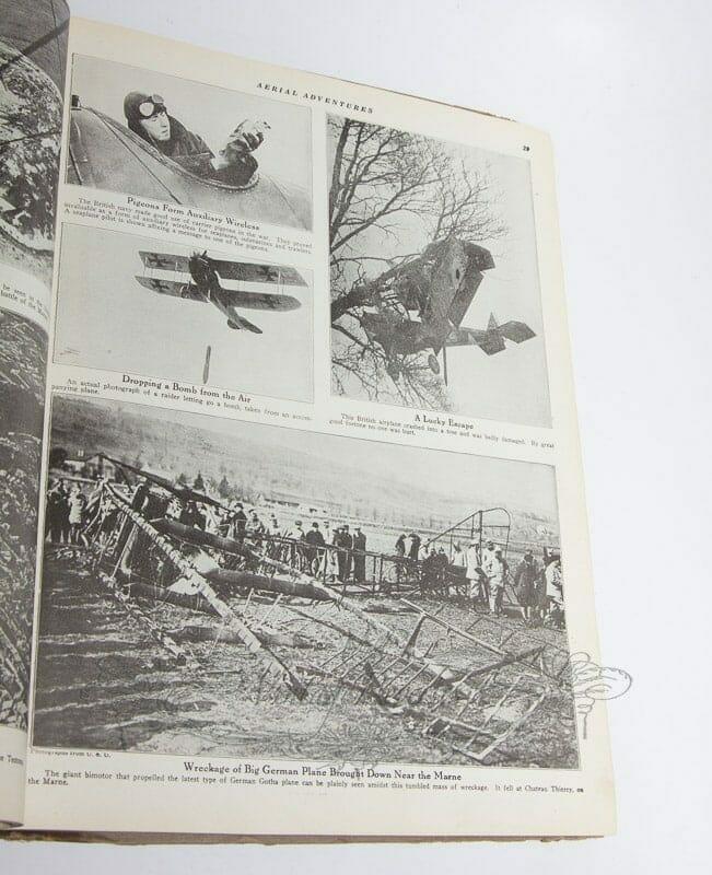 world war I bomber plane