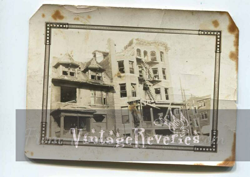 damage to houses caused by the 1927 tornado st louis