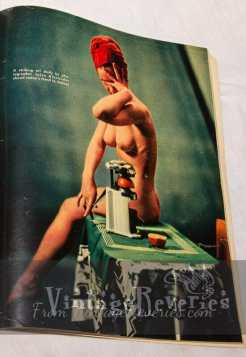 1950s figure study photo