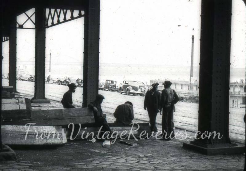 St. Louis black laborers