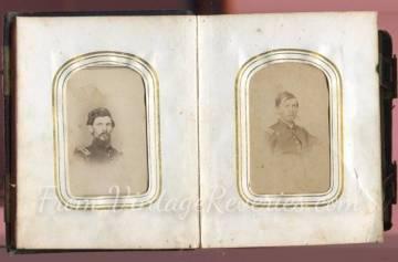 civil war soldier portraits