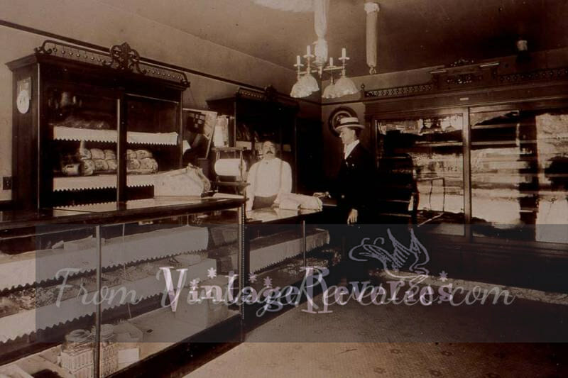 old bakery shop photo