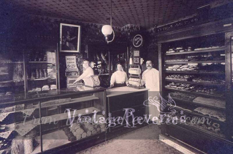 turn of the century bakery