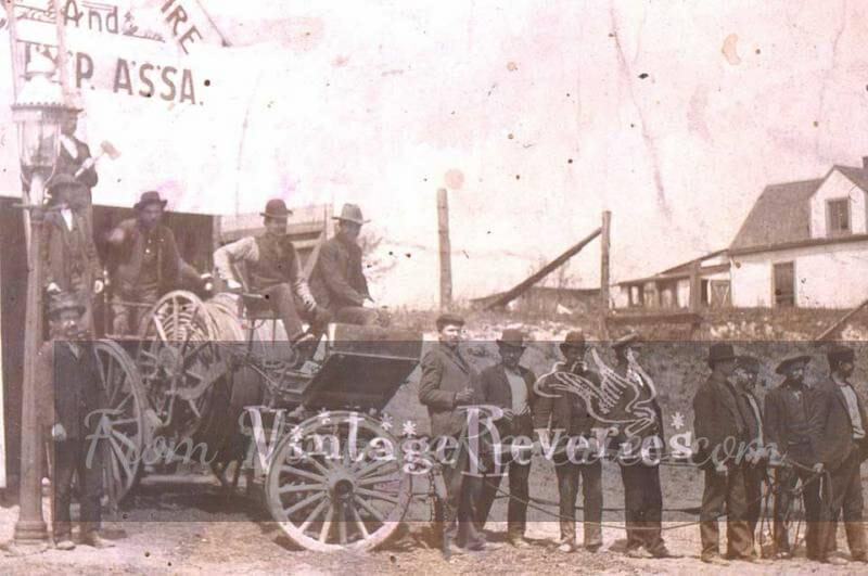 fire fighters 1900s