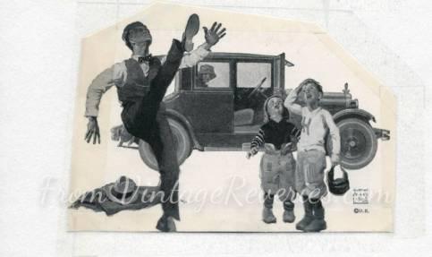 dodge car ad