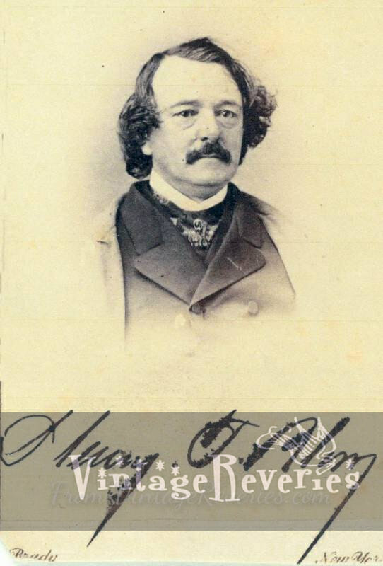 henry t blow