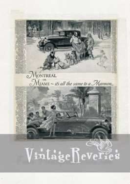 marmon car ad