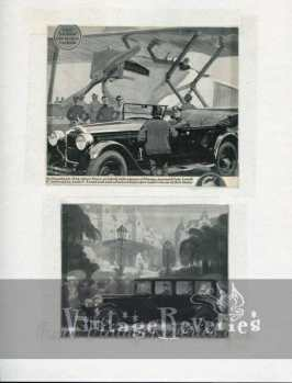 mayor of chicago gave aviators a car