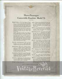 early electric brougham car specs