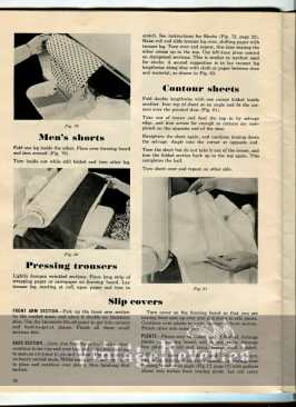 how to iron bedsheets