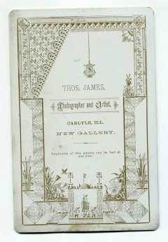 decorative cabinet card back