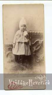 1800s st louis toddler photo