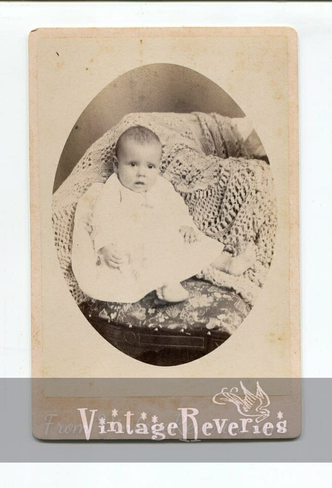 old baby photos 1800s