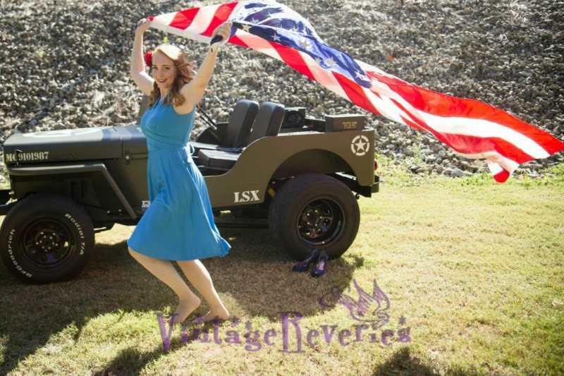 st louis patriotic model