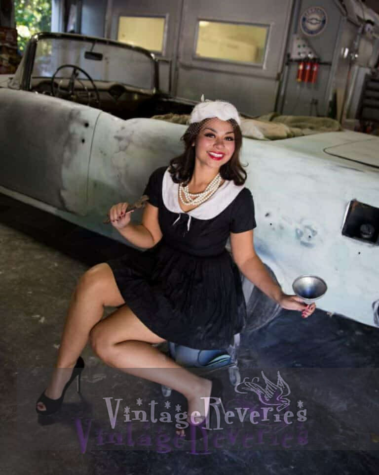 pinup model st louis