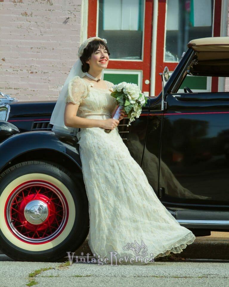 old hollywood wedding