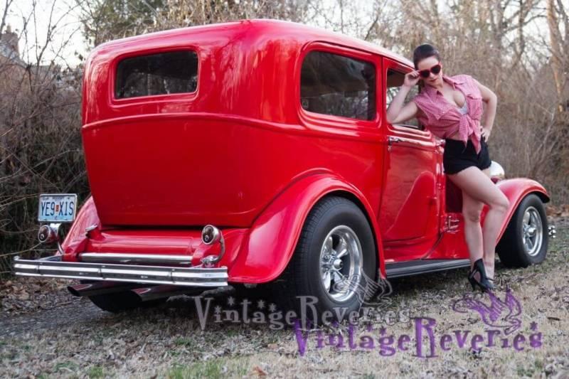 vintage car st louis