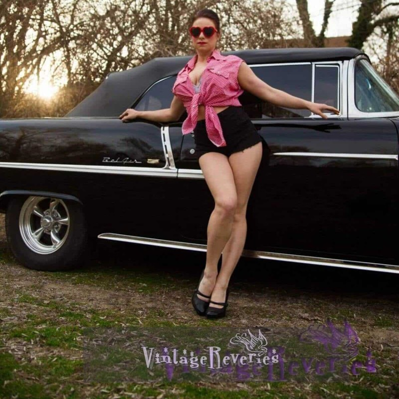 St. Louis pinup photographer