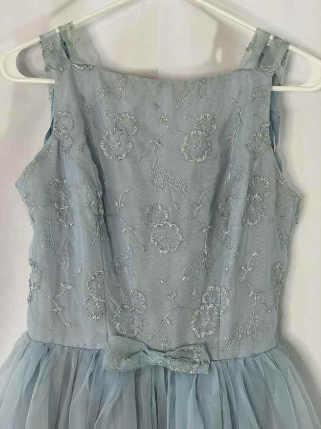 "Rare ""new look"" vintage summer party dress"