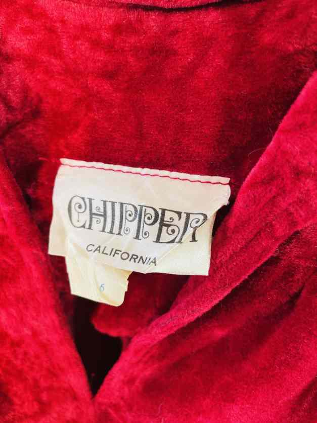 Chipper brand dress