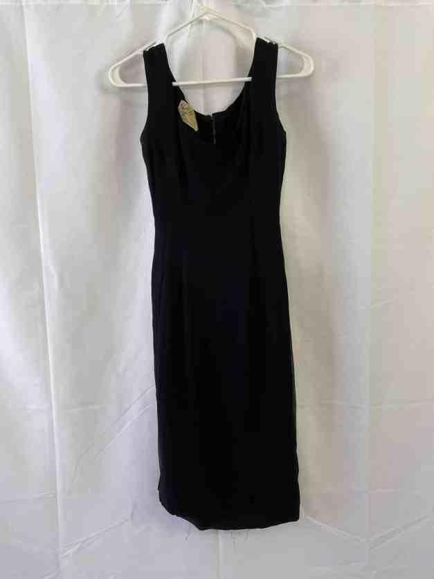 1950s Ruth Roaman NYC dress