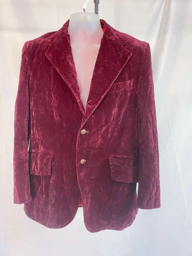 Tony Kent Esquire jacket