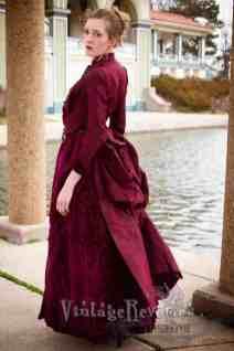 1880s bustle fashion st louis