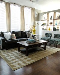Hailee's Living Room Makeover - Vintage Revivals