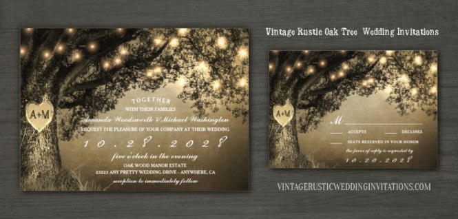 Country Themed Wedding Invitations Combined With Some Accessories To Create Dreaded Invitation Design 346