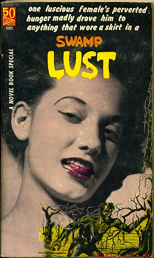 Novel Books  Those Sexy Vintage Sleaze Books