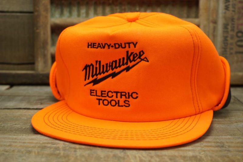 VINTAGE MILWAUKEE TOOLS HAT