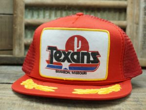 Texans Branson, Missouri Hat