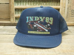 INDY 89 – Worlds Greatest Racing Event Hat