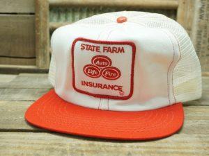 State Farm Insurance Hat