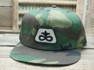 Pioneer Seed Camo Hat